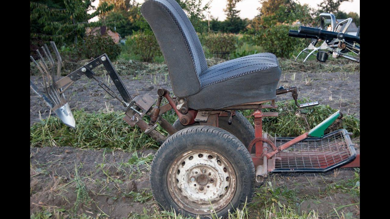 Жигулёвские колёса для мотоблока ( самодельные переходники ) - YouTube