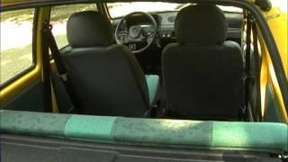 видео ВАЗ-1111 «Ока» — описание модели