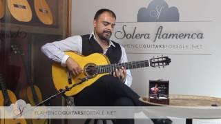 """Jerónimo Maya: """"Soleá"""" in Solera Flamenca"""