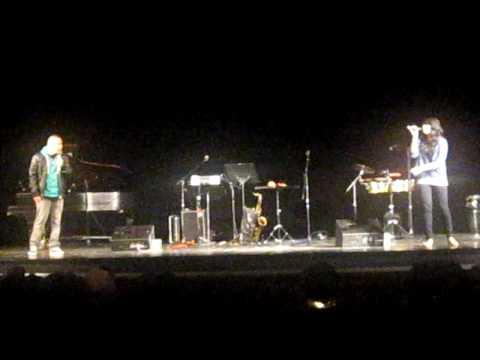 Pilipinos in Jazz- Kayla Salminao & Mike V