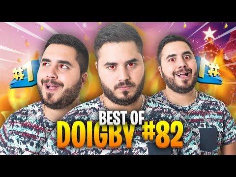 🎬 MON VRAI NIVEAU SUR FORTNITE ! BEST OF DOIGBY #82