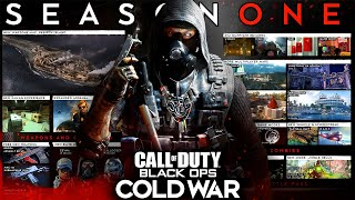 Black Ops Cold War: Everything Coming In Season 1!