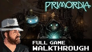 Primordia - Full Game Walkthrough/No Commentary