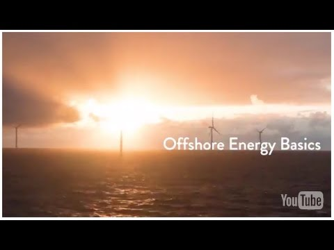 Course: Offshore energy basics (trailer)