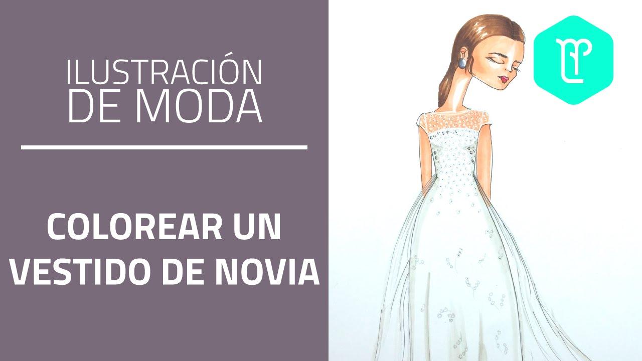 Figurines de vestidos de novia