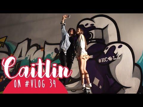 Caitlin on #VLOG 34 - Bakalan Kangen Dehhh 😢