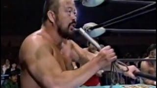 1992 全日本プロレス中継.
