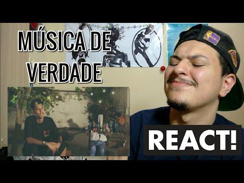 REACT #87   Nós - Kayuá   Tiago Mac   Maria (Poesia Acústica 2 Spin Off)