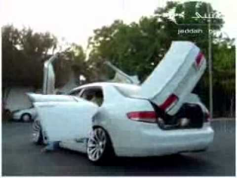 Honda Accord With Trick Doors Youtube