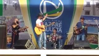 Cavalo a Vapor no Country Music Festival de Nazaré Paulista SP.