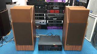 Bộ dàn âm thanh 4tr2 Loa Bose 601 Seri 3 - Amply 203N Hàng Liên doanh KM giá rẻ LH :0934573743