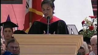 Susan Rice's 2010 Commencement Address