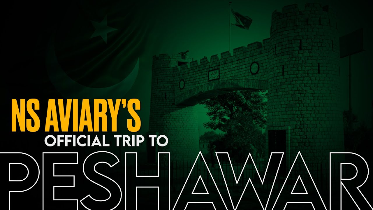 NS Aviary's Official Trip To Peshawar