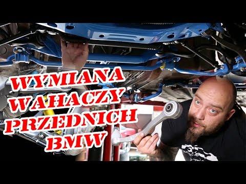 Wymiana wahaczy przednich BMW e34, e39, e32, e38