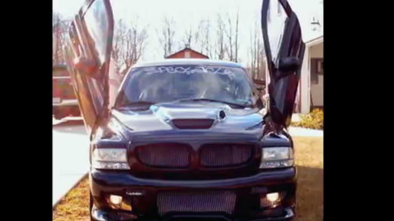 1997 2004 Dodge Dakota Srt Ram Air Hood Youtube