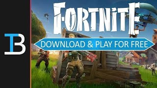 Fortnite Free Download Without Any Problems