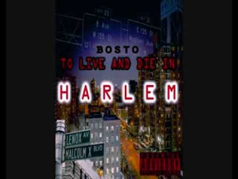 BOSTO TO LIVE AND DIE IN HARLEM ( FULL ALBUM )