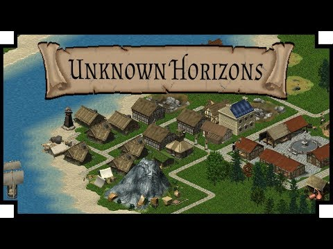 Unknown Horizons - (Free Colony Builder / Management Game)