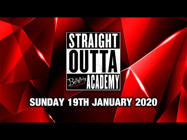 Straight Outta Bellatrix Academy 19/01/20