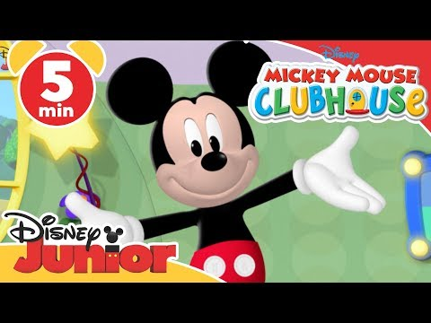 Mickey Mouse Clubhouse | Learn To Count To 10 | Disney Junior UK