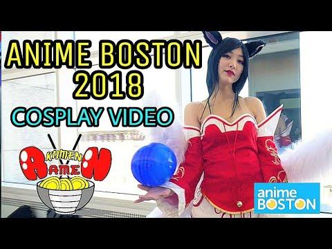Anime Boston 2018 Cosplay Showcase