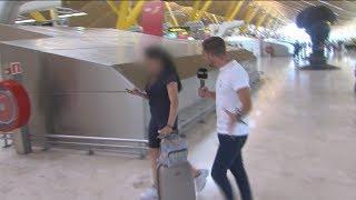 Pillamos a más estafadores en el aeropuerto de Barajas