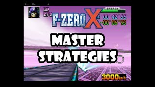 [TAS] FZero X Master Strategies Compilation