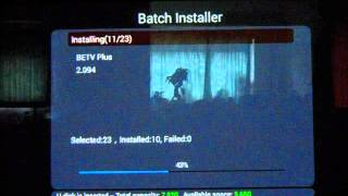 how to install tvpad4 m418 useful apps without tvpad store