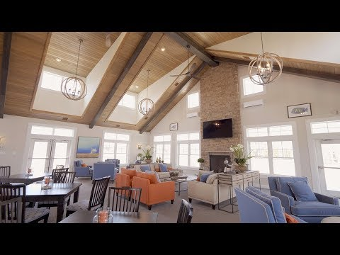 Tidewater Landing Clubhouse Tour