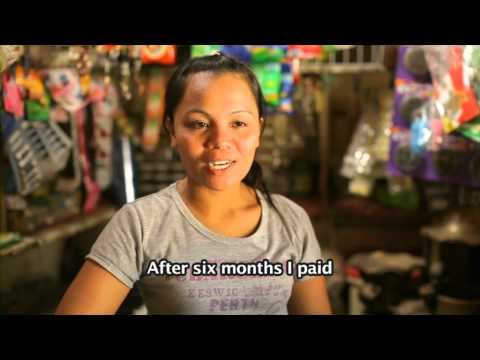 Ana Serrano: How a Microfinance Loan Changed Her Life
