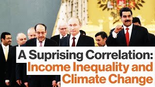 Combatting Political Corruption Combats Climate Change