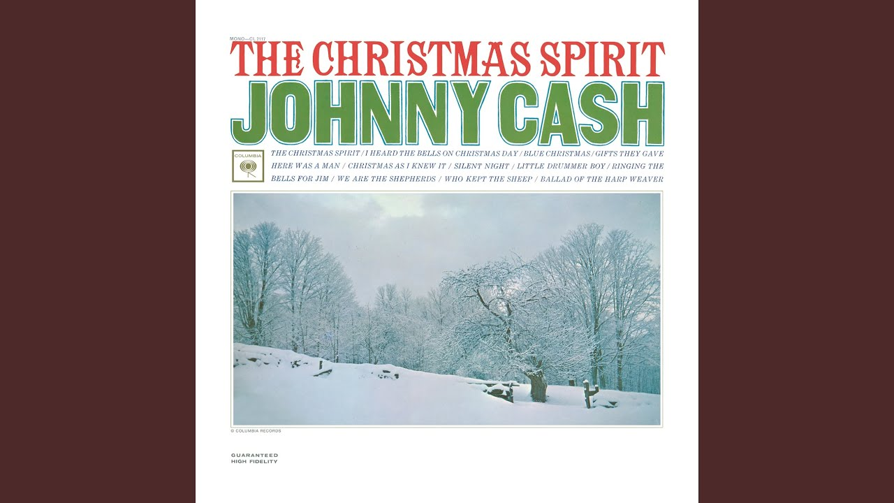 The Christmas Spirit (Mono Version) - YouTube