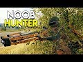 THE NOOB HUNTER! (Crossbow Only) - PlayerUnknown's Battlegrounds (PUBG)