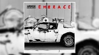 New Album announced! Armin van Buuren - Embrace