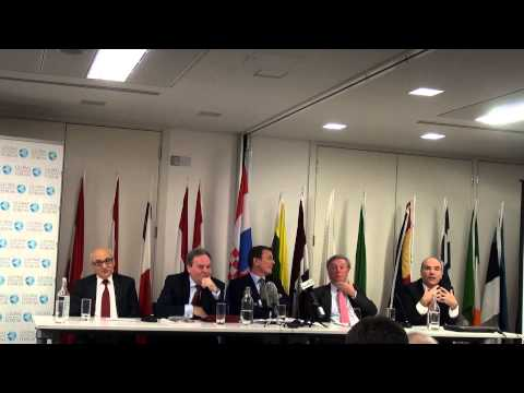EU- Maghreb Relations Round Table - Global Diplomatic Forum ( Part 5)