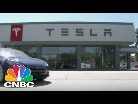 Tesla Fires Hundreds Of Employees While Trying To Ramp Up Vehicle Production: Bottom Line | CNBC