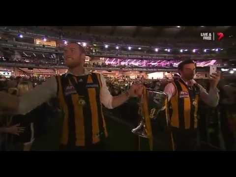 2014 AFL Grand Final - Sydney v Hawthorn Ch.7  Post Match Show