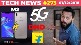 Asus Zenfone Max Pro M2, Nokia 8.1 Delayed, Microsoft Foldable Andromeda, iPhone Users Relax-TTN#273