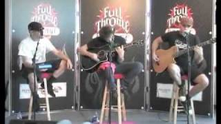 Crossfade - Cold (Acoustic, 97.1 The Eagle Performance) - 2006