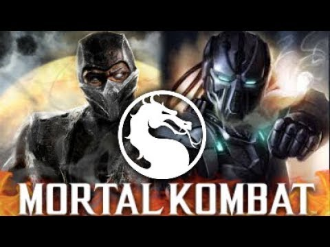Mortal Kombat  Whats The Difference Smoke Old Vs New