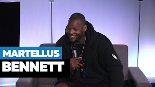 Martellus Bennett On Why He Retired, Taking A Knee & Being Creative