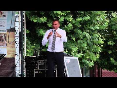 GABI ZAGREAN - Baia Mare Piata Revolutiei (10.07.2015)