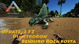 Ark Survival Evolved MODS #EP56 - Update 232, Dimetrodon e Dung Beetle!