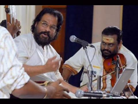 D.R K.J Yesudas Sings 'Nada Brahmathin.'.wmv