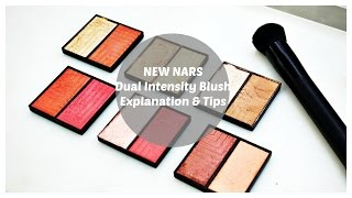 NEW NARS Dual Intensity Blush Review & Tips