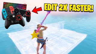 The SECRET Setting T๐ Edit 2X FASTER on Console & PC! (Tutorial + Tips and Tricks)