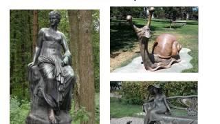 Скульптура як вид образотворчого мистецтва