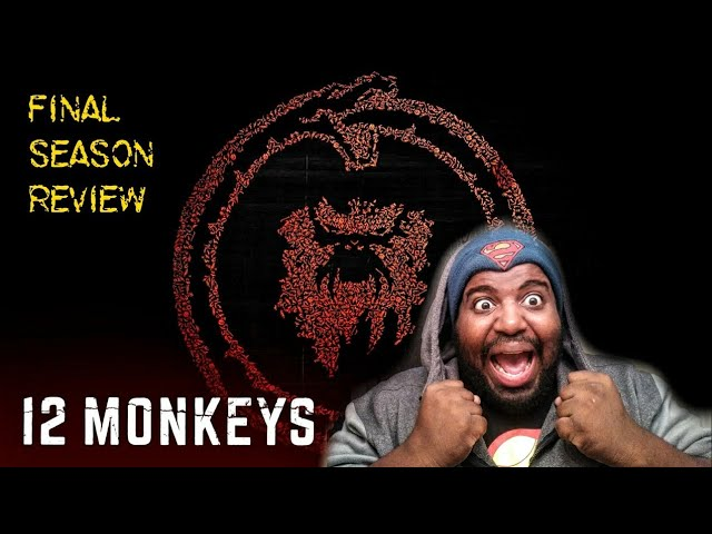 12 MONKEYS - Final Season Review (Spoiler-Free)
