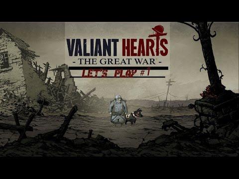 VALIANT HAERTS THE GREAT WAR