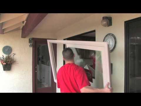 Milgard Windows Z-Bar Window Replacement